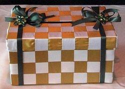 Ribboned Gift Box
