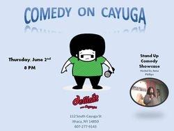 Comedy on Cayuga