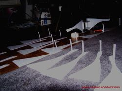 Building the Saucer Section -  pic 30