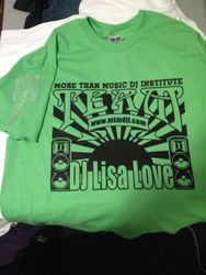 DJ Lisa Love Custom Design