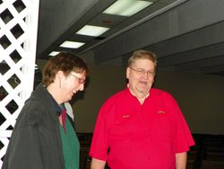 Randy and Debby Moore