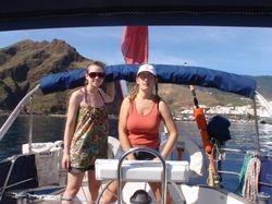 Leaving La Palma