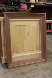 Grand Walnut Frame