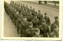 The Wehrmacht Marches off to War: