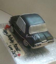 Black Car Cake(SP066)