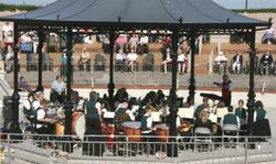 Oval Bandstand - August 2008