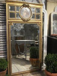 #14/139 Mirror with Oil Painting
