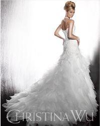 Christina Wu Brides - 15449 back