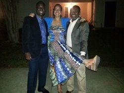 Sibongile's Wedding celebration