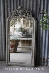 SOLD #24/237 French Mirror Beziers SOLD