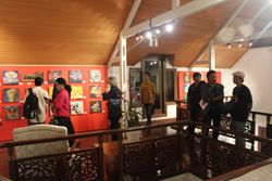 ISI isi Art Group Exhibition  2014