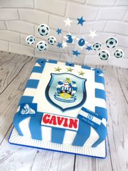 HTAFC 30th birthday cake
