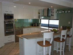 Modifications to Existing Kitchen (after).