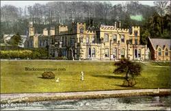 Geart Barr Hall. 1913.