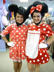 Minnie & Minnie