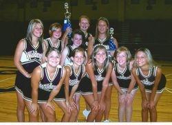 96 Cheerleaders