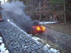 03-01-10 ATV Fire Garden State Parkway