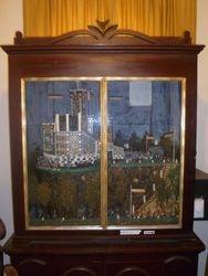 Wartburg Castle model
