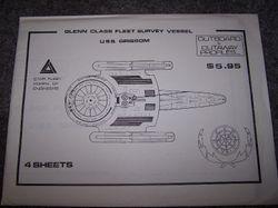 Glenn Class Fleet Survey Vessel - USS Grissom