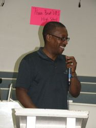 Pastor Clyde E. Gaines