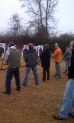 Shooting at The Range 2-5-11