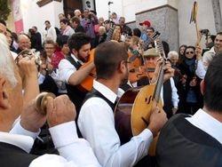 Verdiales Musicians