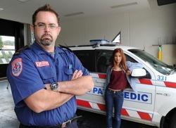 MICA Paramedic Jason Callanan