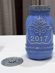 Personalized Mason Jar