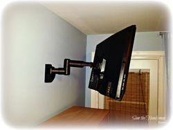 "wall mount 31"" flat screen TV"