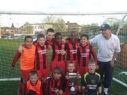 Royals Junior League Winners