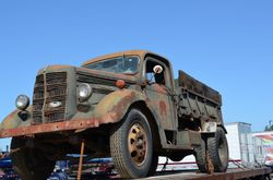 Mack Barn Find