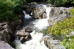 Betws y Coed Waterfall, Wales