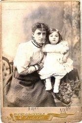 Aunt Luke in 1900