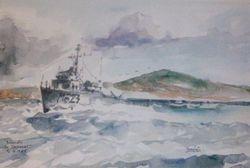 le BACCARAT Mer d'Irlande