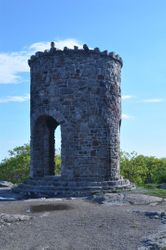 Mt. Battie Tower 1