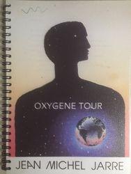 Oxygene Tour '97 Itinerary Pt.1