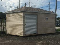 10x18 , hip roof , 8 walss