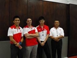 Brazillian Ju Jutsu, Judo and Russian Sambo Referees