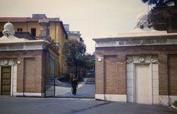 383 Entrance Propaganda Fide College Vatican