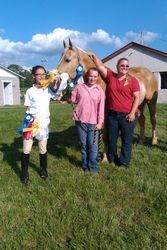 Rodden Equine students!