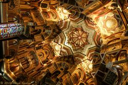 Interior Cardiff Castle