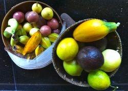 Abundant Tropical Fruits