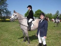 Reiterwettbewerb in Buckow