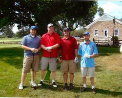Springfield Chamber of Commerce?s 16th annual corporate cup challenge golf outing