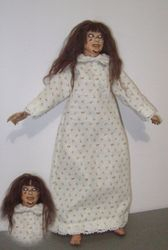 Custom Reagan of Exorcist