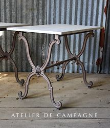 #27/116 BOUCHERIE TABLES A