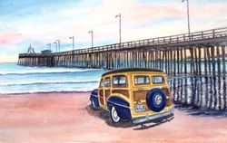 Avila Beach Woodie