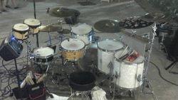 InTheNo drums
