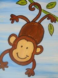 Charlotte the Monkey