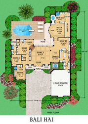 Mansion Series - Floor plan